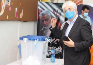 حضور متفاوت نیکومنش نودهی در انتخابات شورای شهر رشت